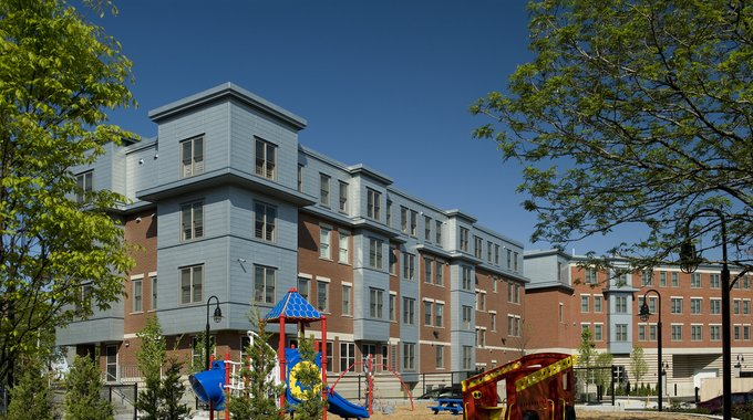 Affordable housing, Dorchester, MA