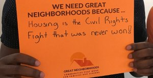 Sign the Great Neighborhoods Petition