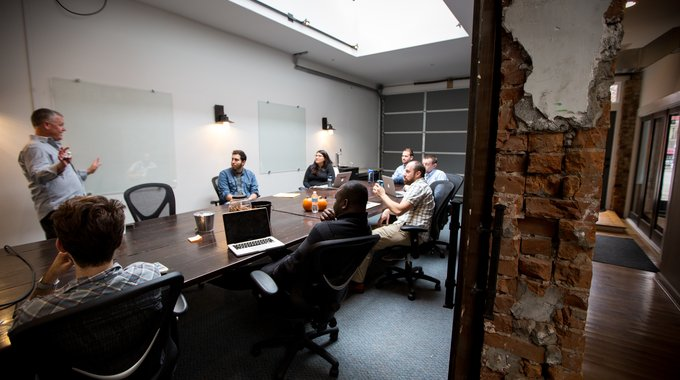 Known as the Pike Star, the new complex houses Uptech, a technology incubator fostering small business development and supporting Northern Kentucky residents looking to get involved in the tech industry.