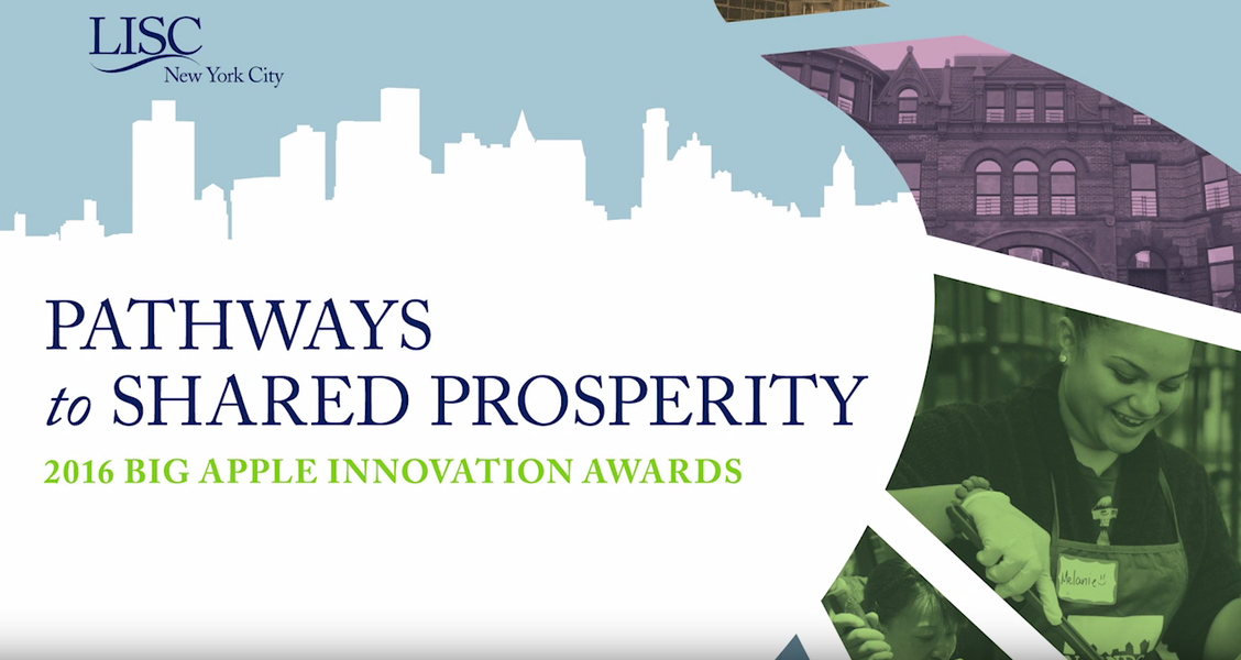 New Videos: 2016 Big Apple Innovation Award Winners