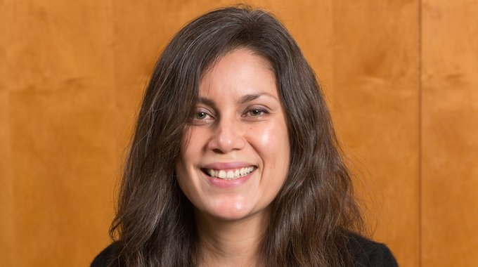 Natalia Otero, co-founder and executive director of DC Safe and a 2019 Rubinger Fellow