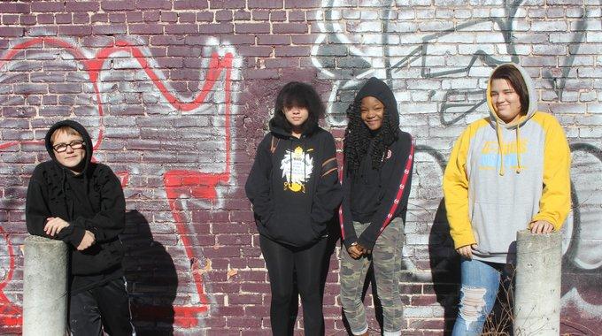 The Crt Graffiti Abatement Team Was Represented By Marlon Hammons President Of Washington Wheatley Neighborhood Association And Team Foreman For The Crt