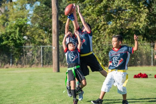 NFL Foundation Grassroots | Local Initiatives Support