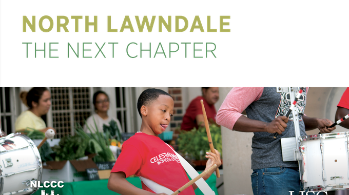North Lawndale Quality-of-Life Plan